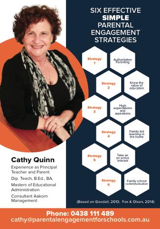 Cathy Quinn   Parental Engagement for Schools